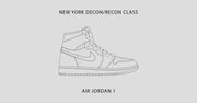 New York City Class / Air Jordan 1 / March 19-22nd, 2020