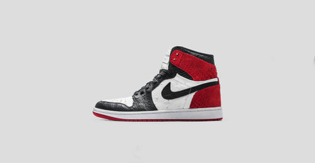 """Expensive Taste"" Black Toe Air Jordan 1"