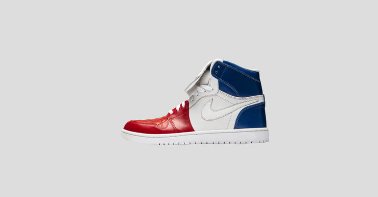 Puerto Rico Tiempo (Red toe) Air Jordan 1 Sample Sale
