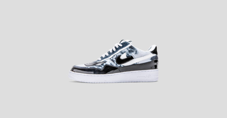 Sacai AM1/AF1 Low Navy Tie Dye Sample Sale