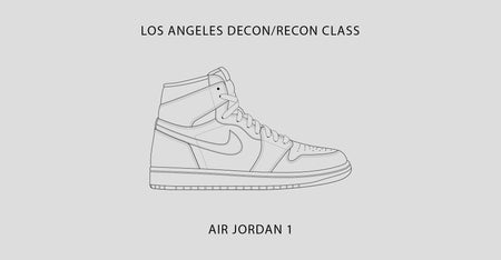 Los Angeles Class / Air Jordan 1 / September 17th-20th, 2020