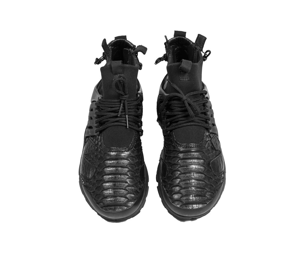 Triple Black Presto Lux