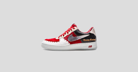 "Air Force 1 Low ""What the AF1"""