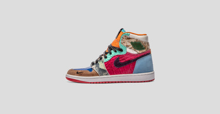 "Air Jordan 1 ""What the Scrap"" Lux"