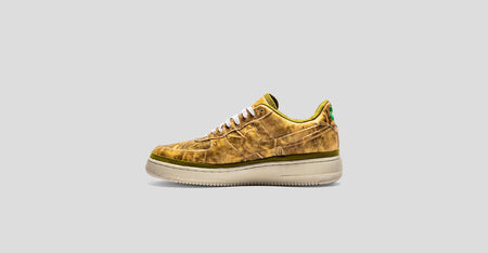 Yellow Leaf Air Force 1