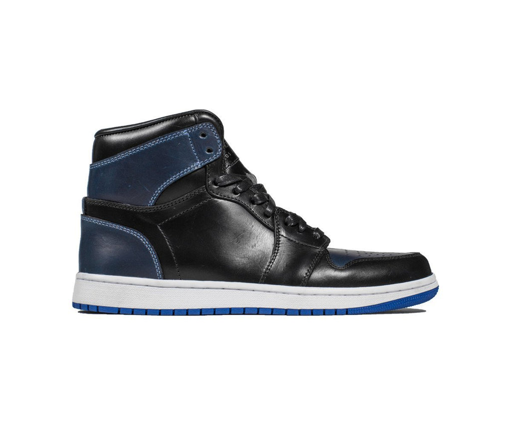 "Swooshless Horween Chrome XL Aj1 ""Royal"""