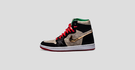 a8f80ba1585 Paid in Full Air Jordan 1