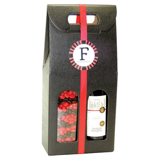 Twin Wine & Candy Carrier Kit