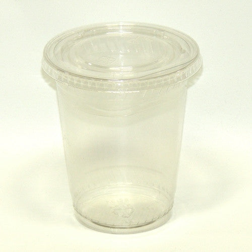 Cup with Topping Insert and Lid Small