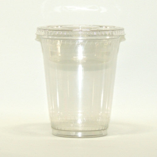 Cup with Topping Insert and Lid Medium