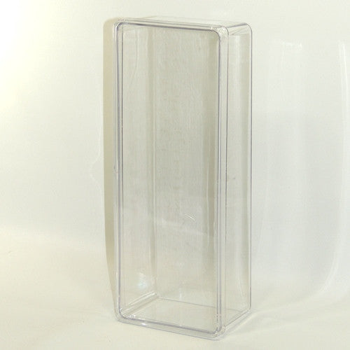 Tall Skinny Lucite Container