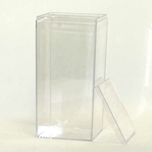 Tall Lucite Container