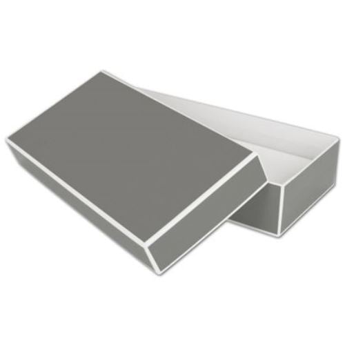 Small Grey Two Tone Box