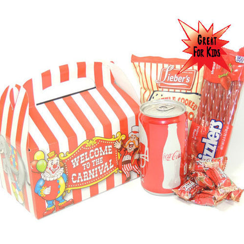 Striped Circus Tent Kit