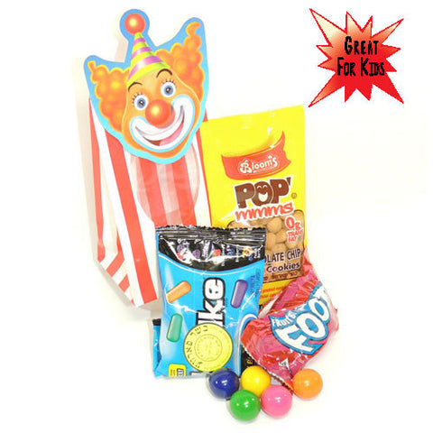Peekaboo Clown Kit