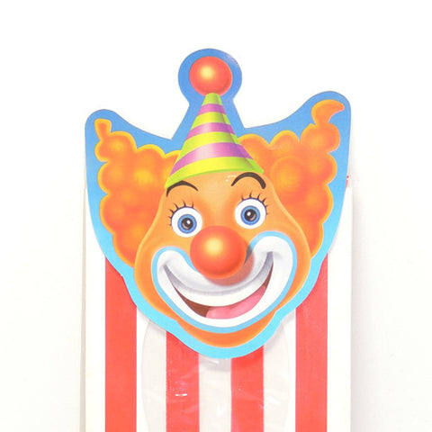 Clown Treat Bag with Window