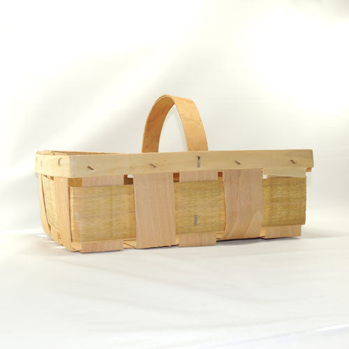 "Farmer basket 12 1/2"" x 6 1/4"" x 4"""