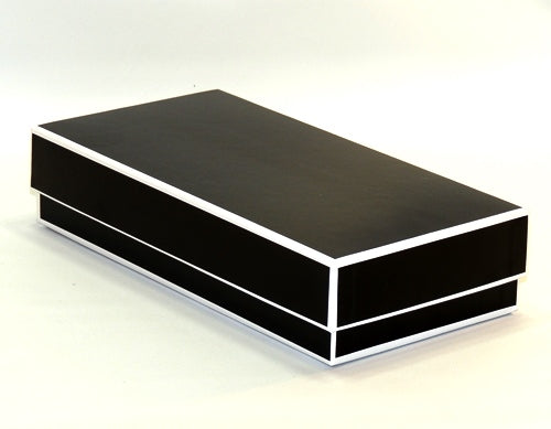 Black Two Tone Box