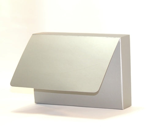 Pewter Envelope Box