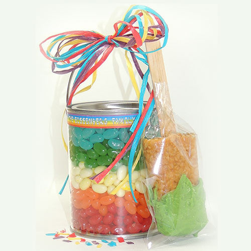 Rainbow Jellybean Jar Kit