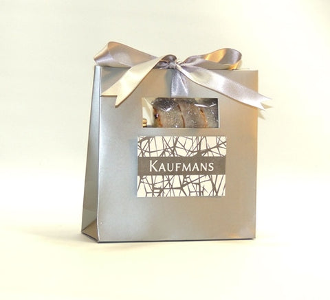 Mini Silvery Square Bag Kit