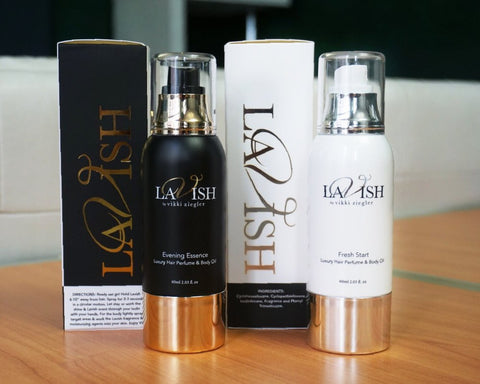 LAVISH Hair & Body Perfume- Evening Essence