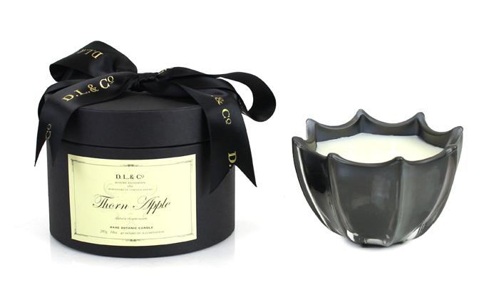 D.L & Co. Thorn Apple Large Candle