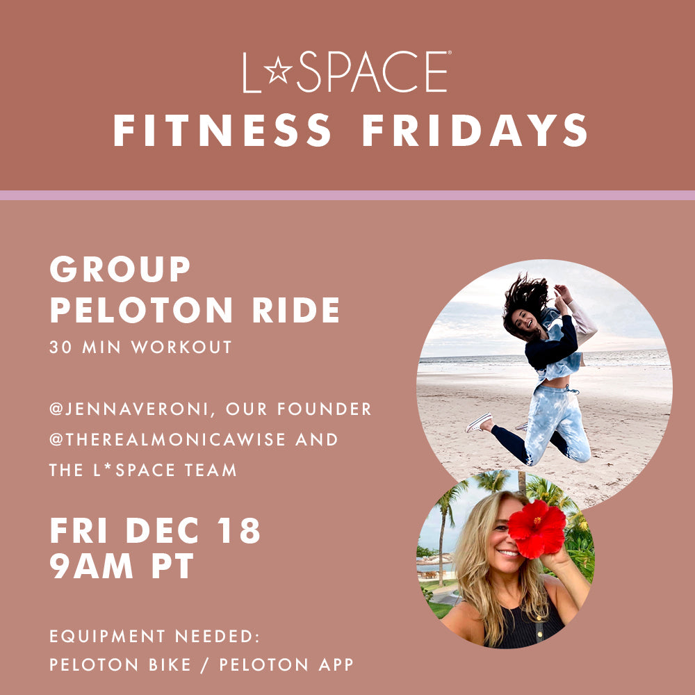 LSPACE fitness fridays