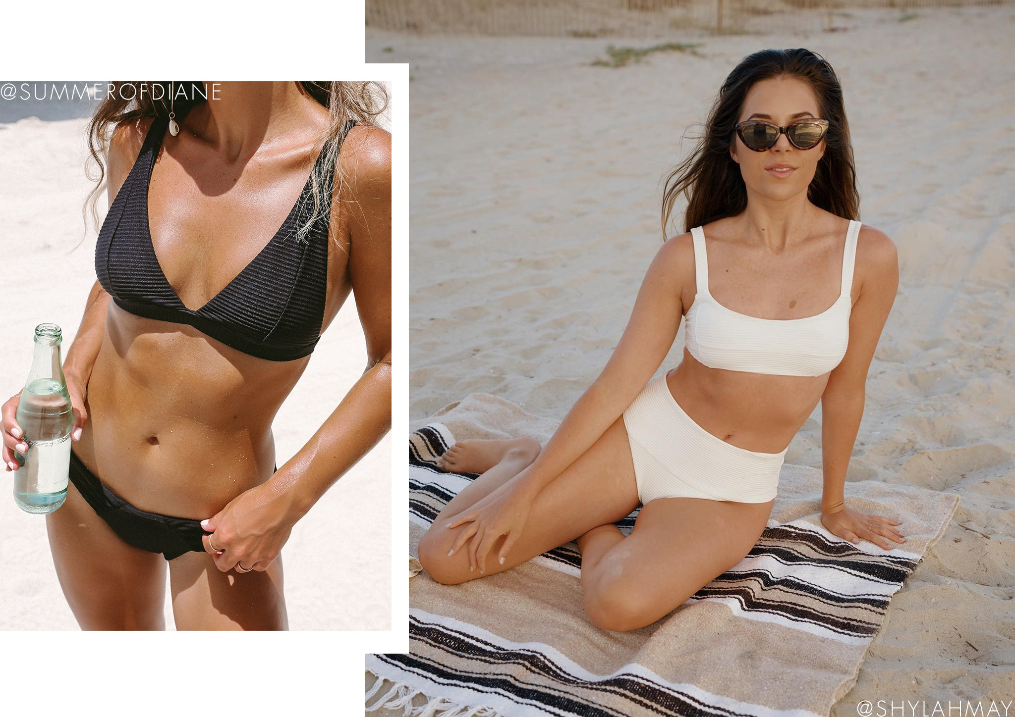 lspace eco chic sustainable bikinis