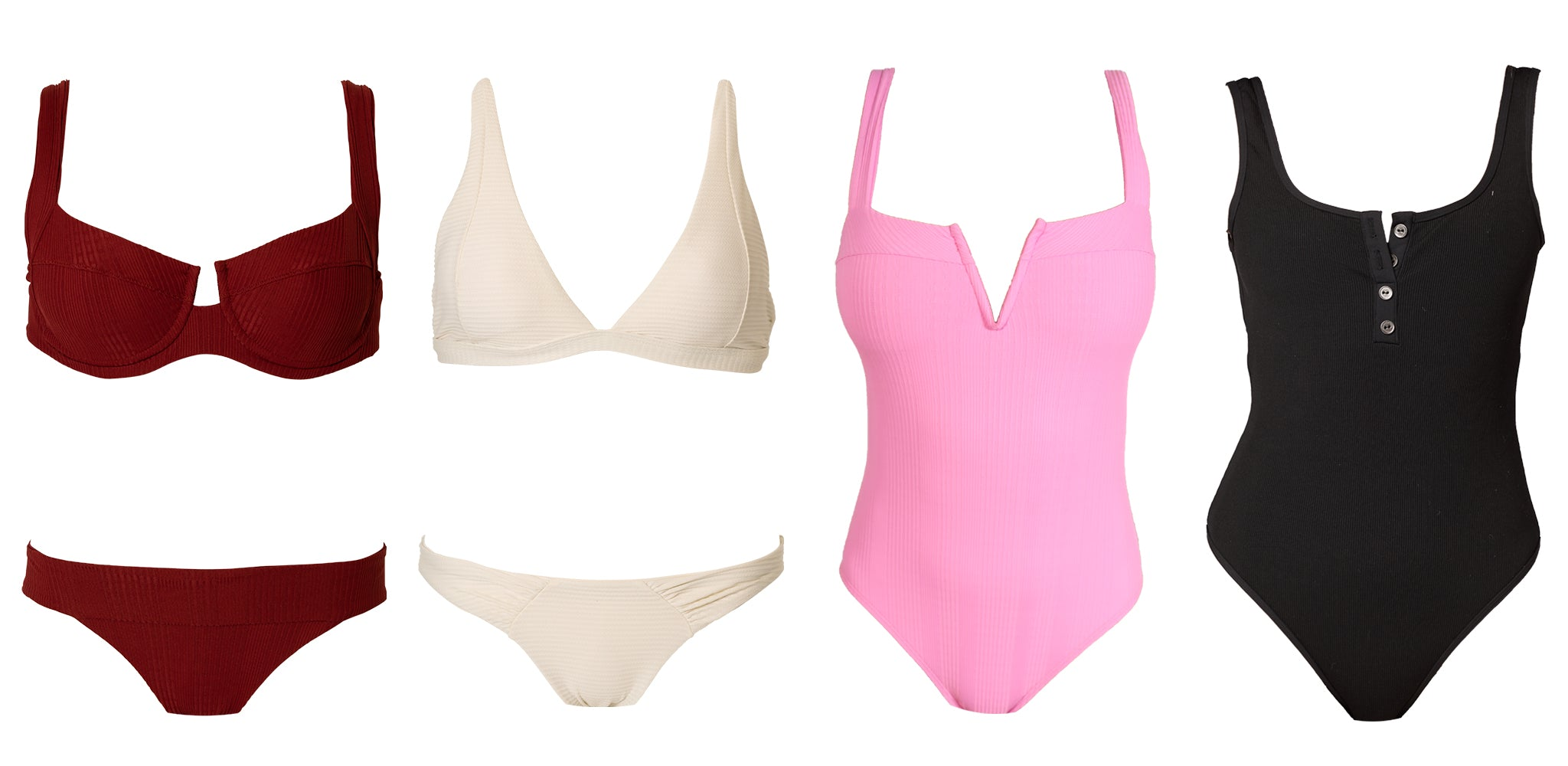 L*Space swimsuits that are flattering for larger chests