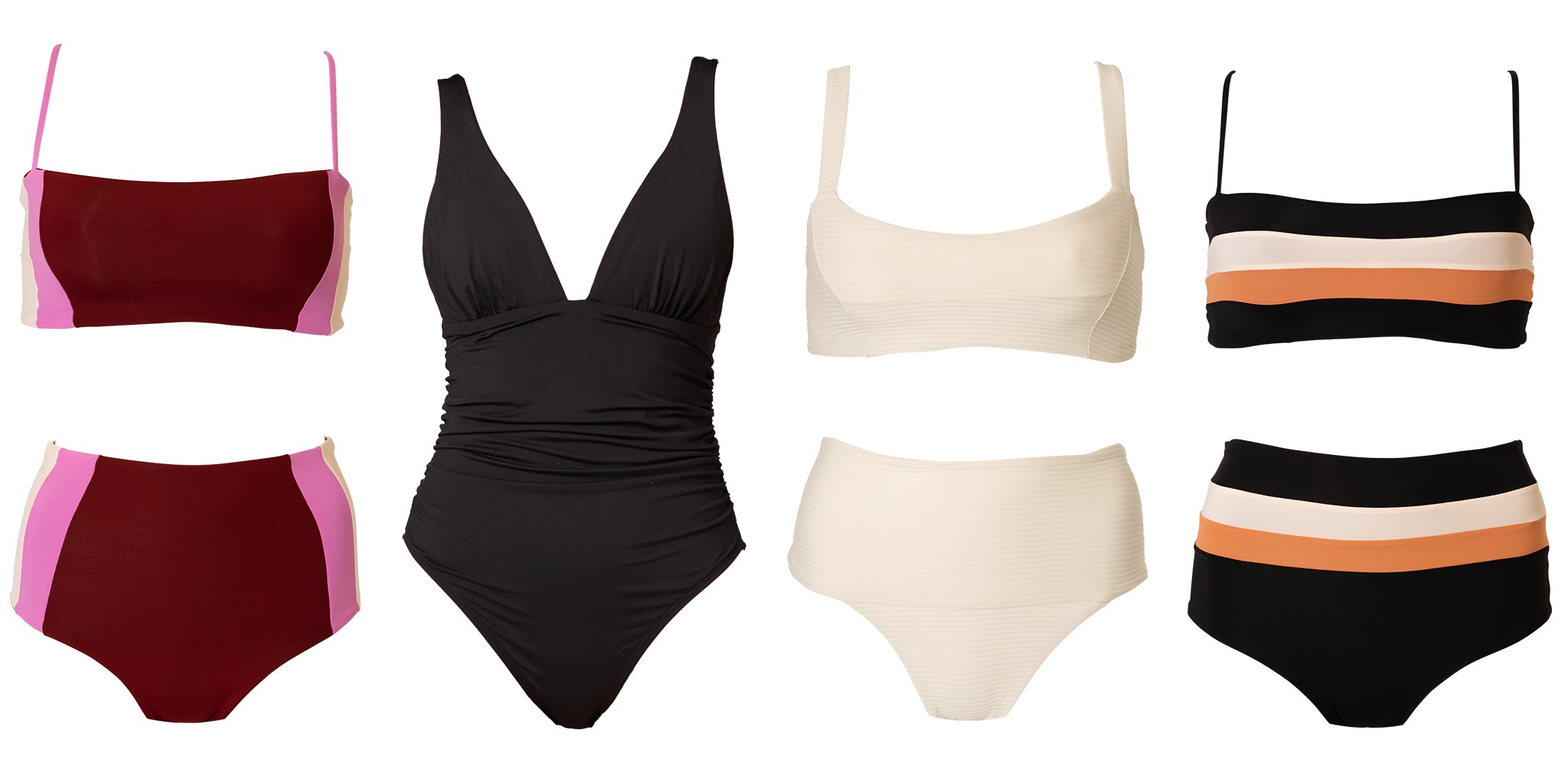 L*Space swimsuits that are flattering for curvy body types