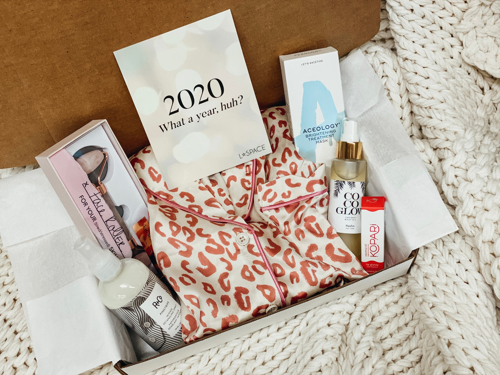 LSPACE Beauty and Wellness products