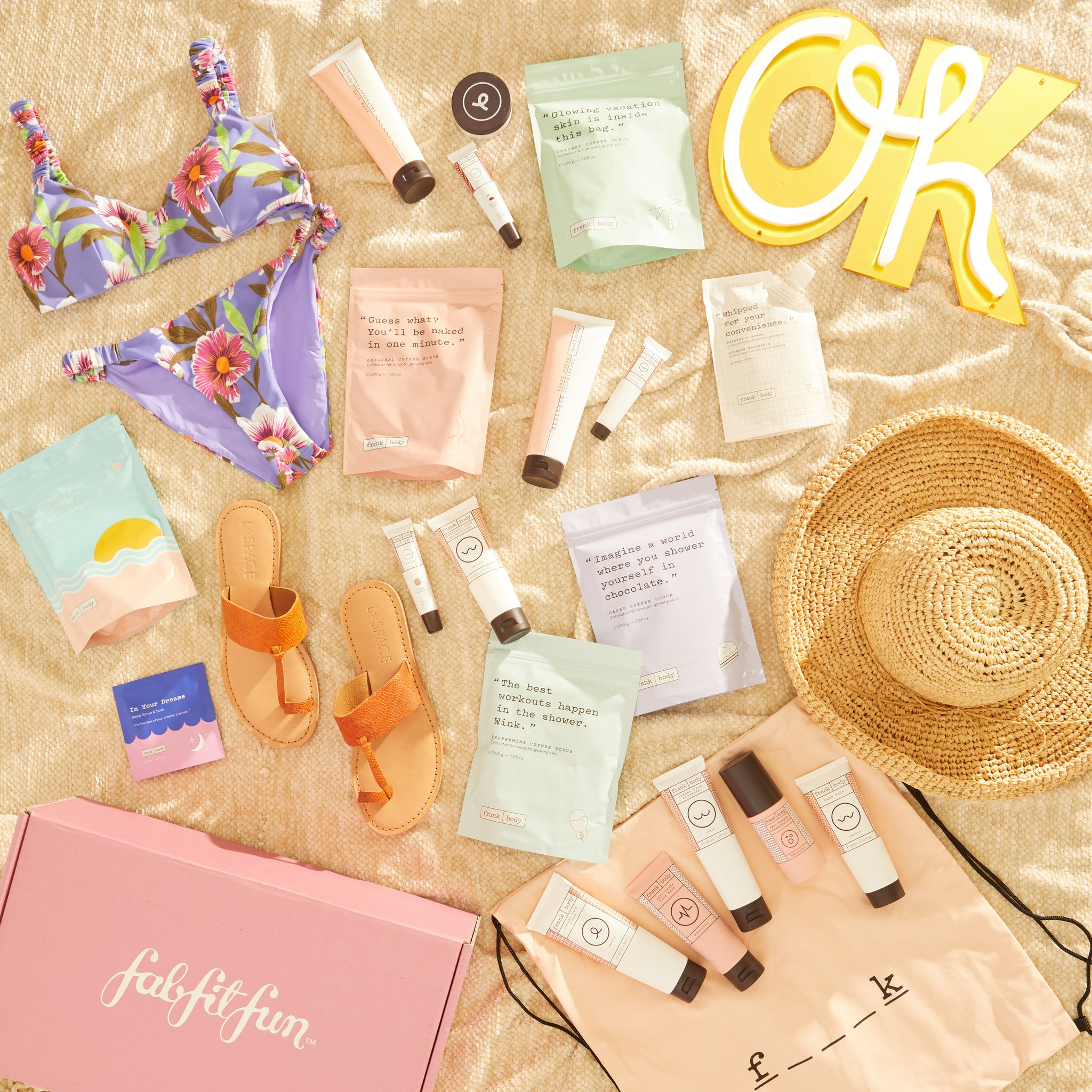 L*Space x FabFitFun Summertime Giveaway