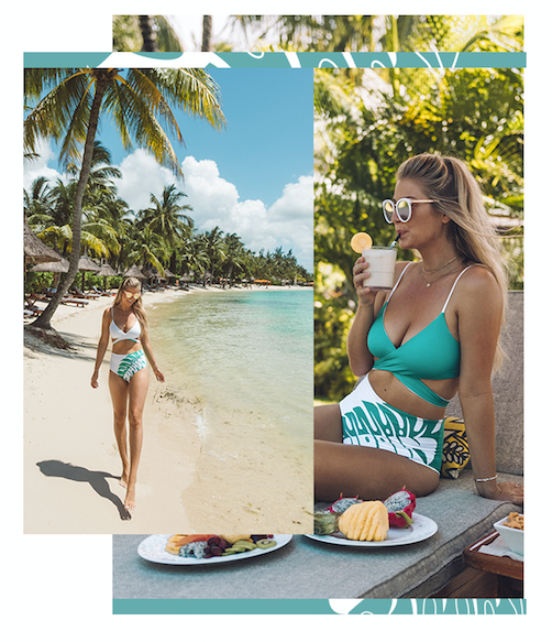 4d964d2a3db3 This collection features a crisp tropical design on some of our  best-selling silhouettes to create the perfect must-pack collection for  your next dreamy ...