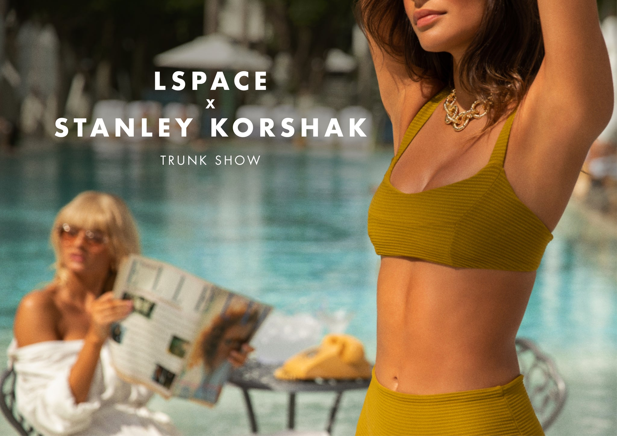 L*SPACE x Stanley Korshak Trunk Show