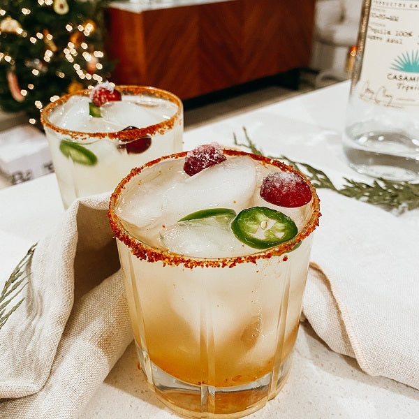 @broccyourbody spicy margarita recipe
