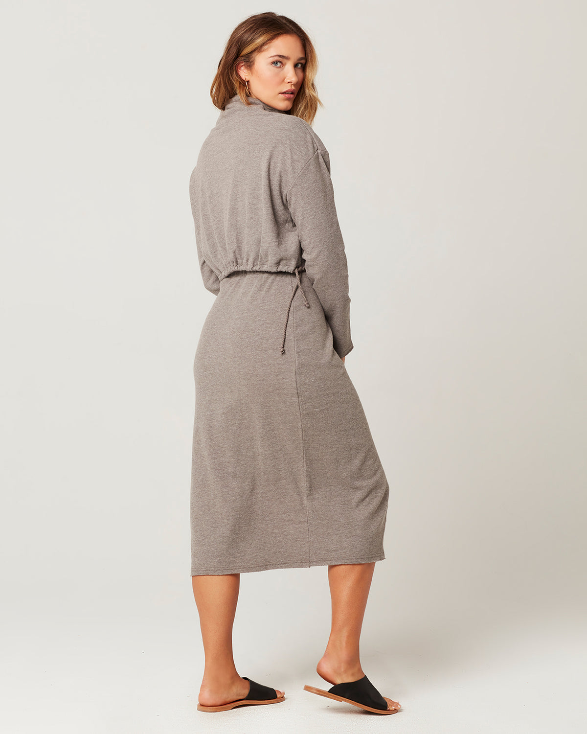 Heather Grey | Model: Chanel (size: M)