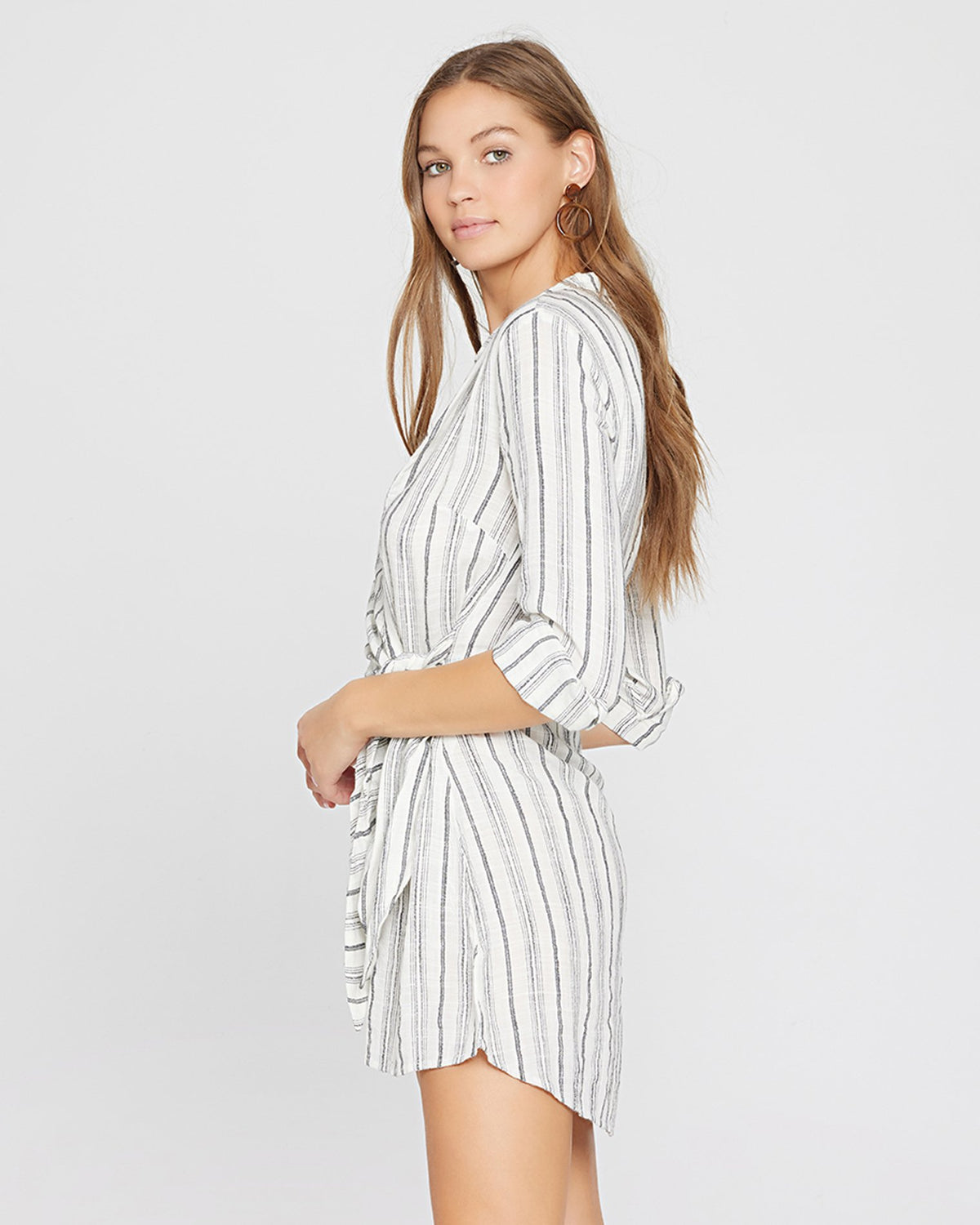 Summer Nights Stripe | Daria (size: S)