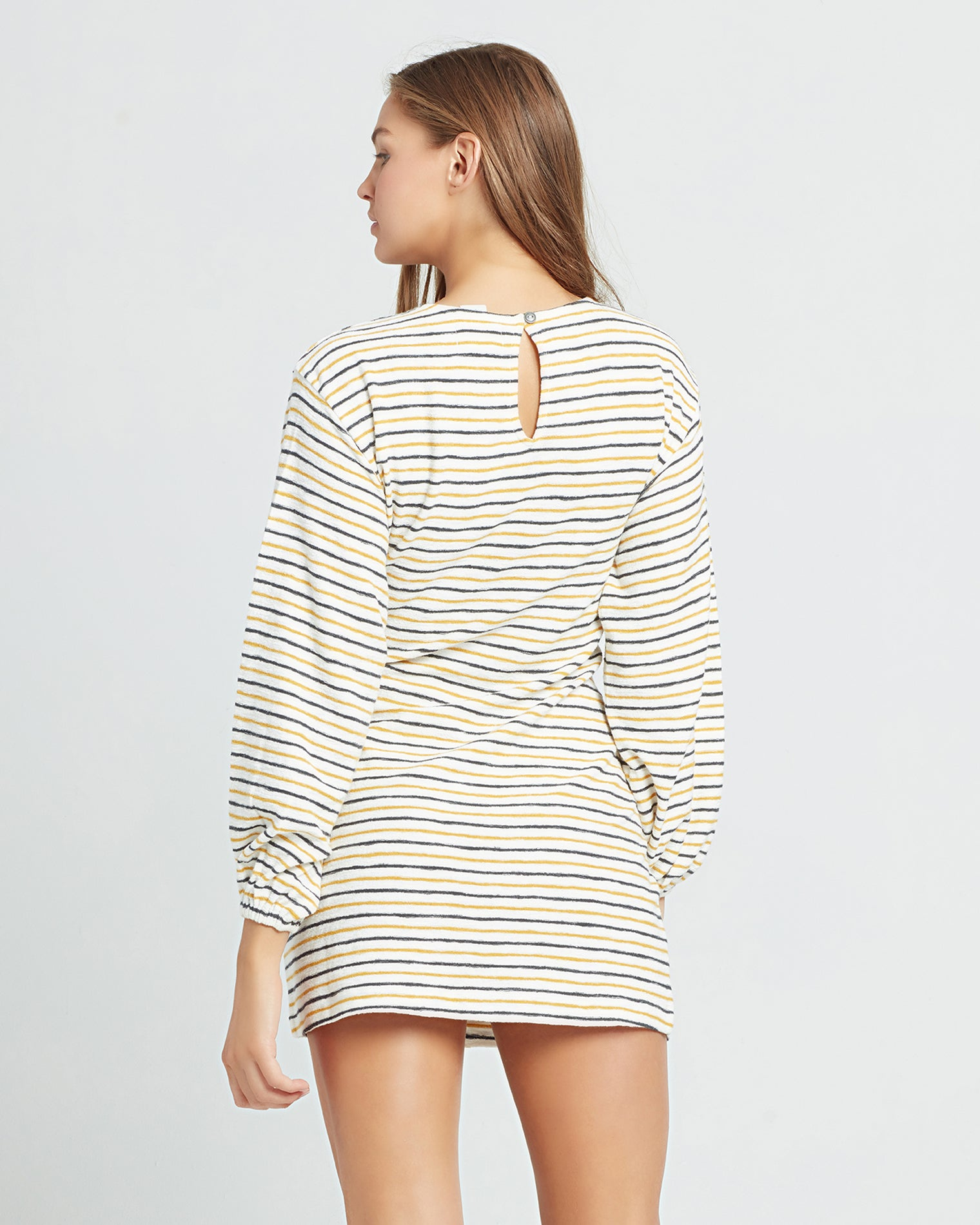 Surf's Up Stripe | Model: Daria  (size: S)