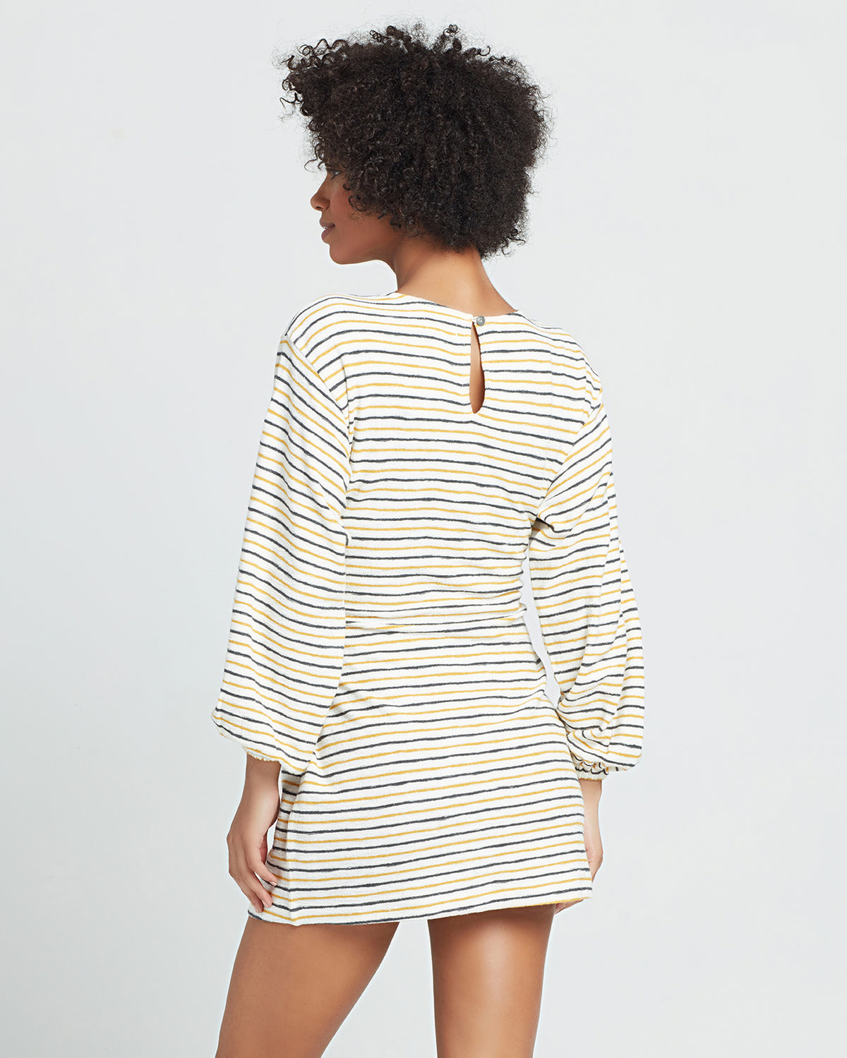 Surf's Up Stripe | Model: Valyn (size: S)
