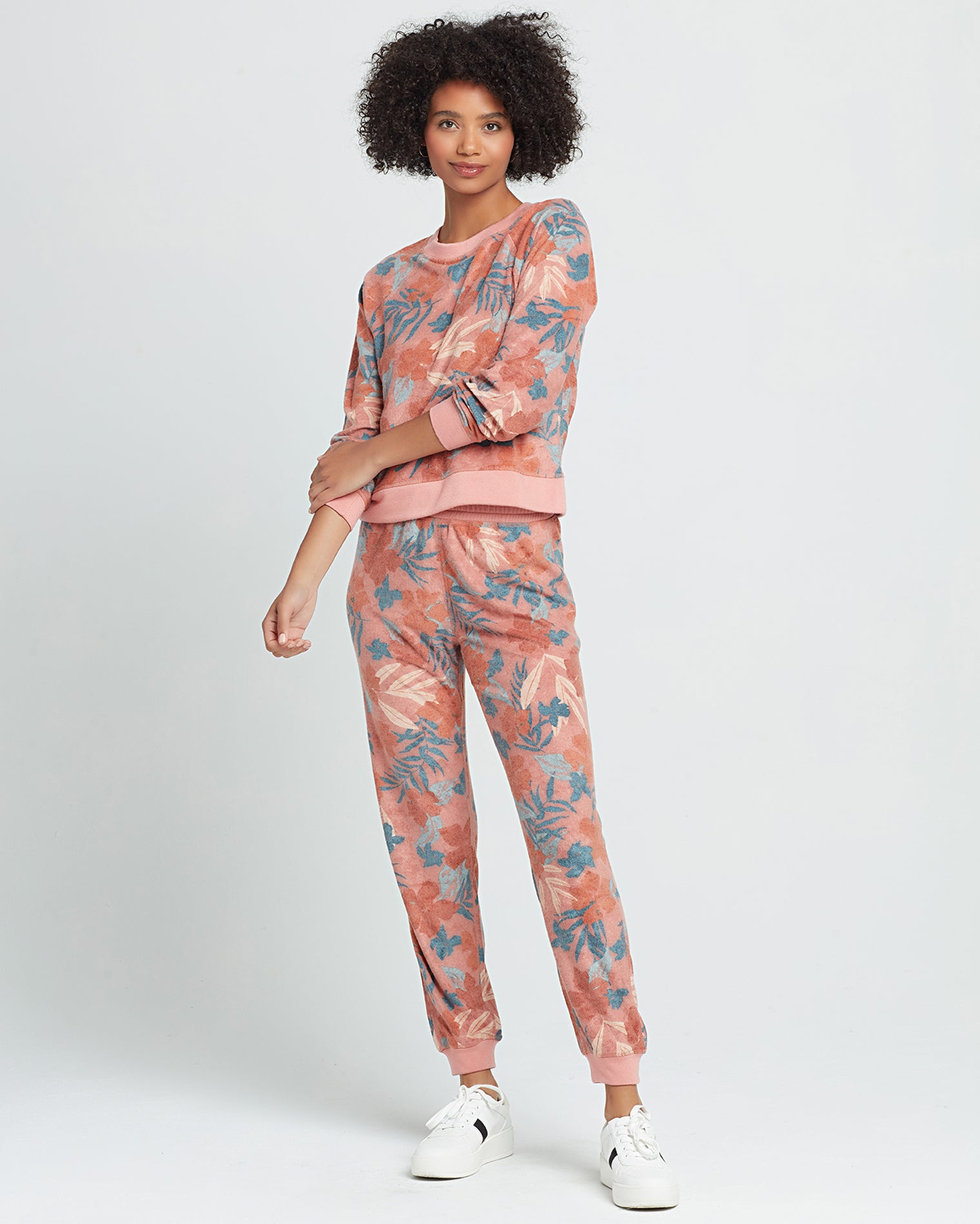 High Dive Floral | Valyn (size: S)