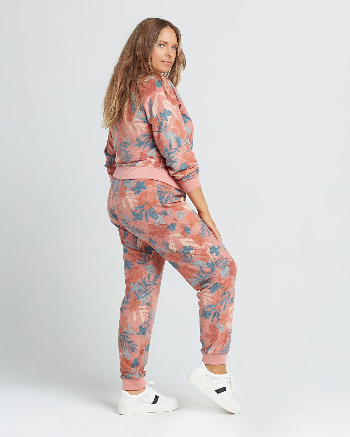 High Dive Floral | Ali (size: XL)