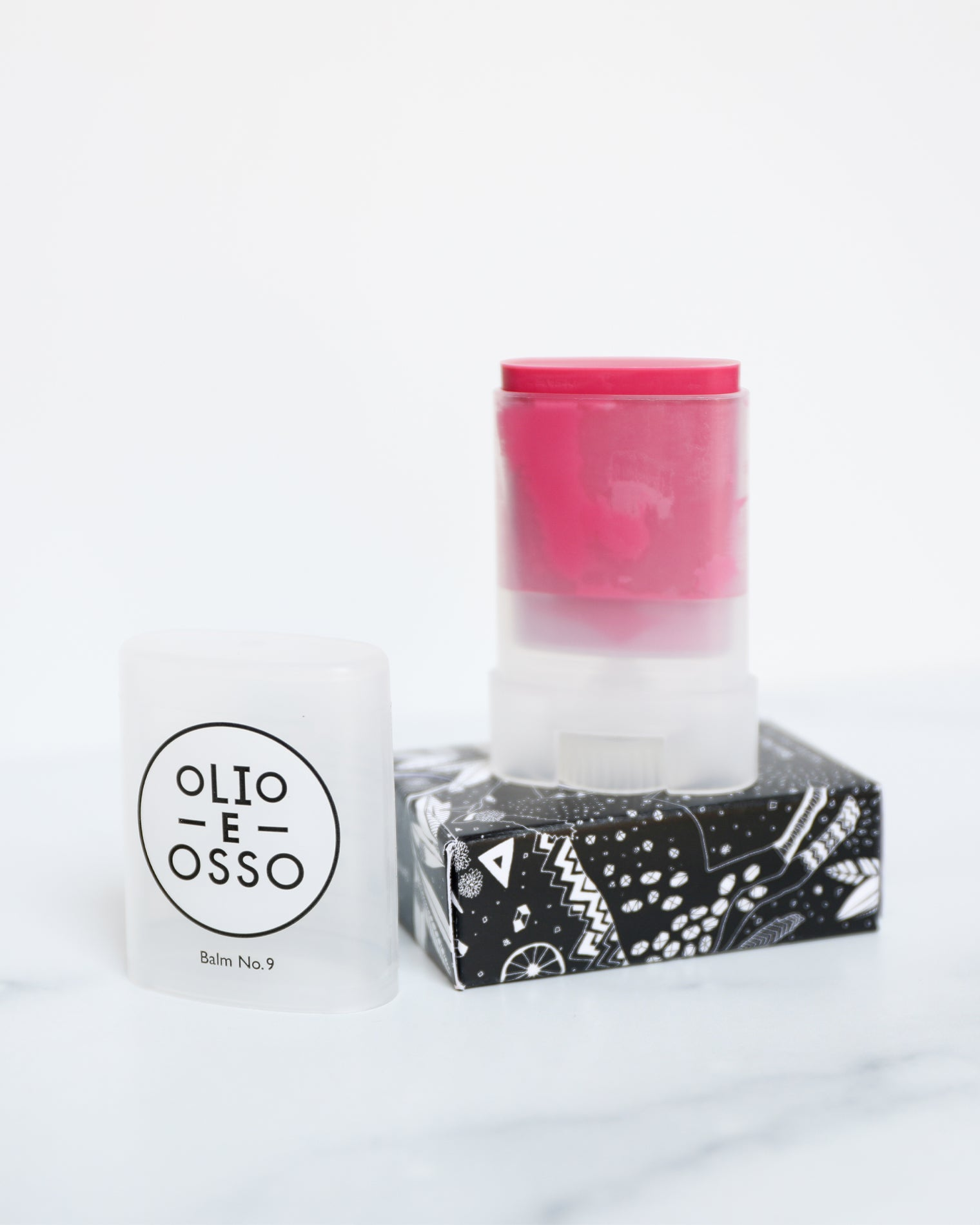 OLIO E OSSO LIP + CHEEK BALM NO.9