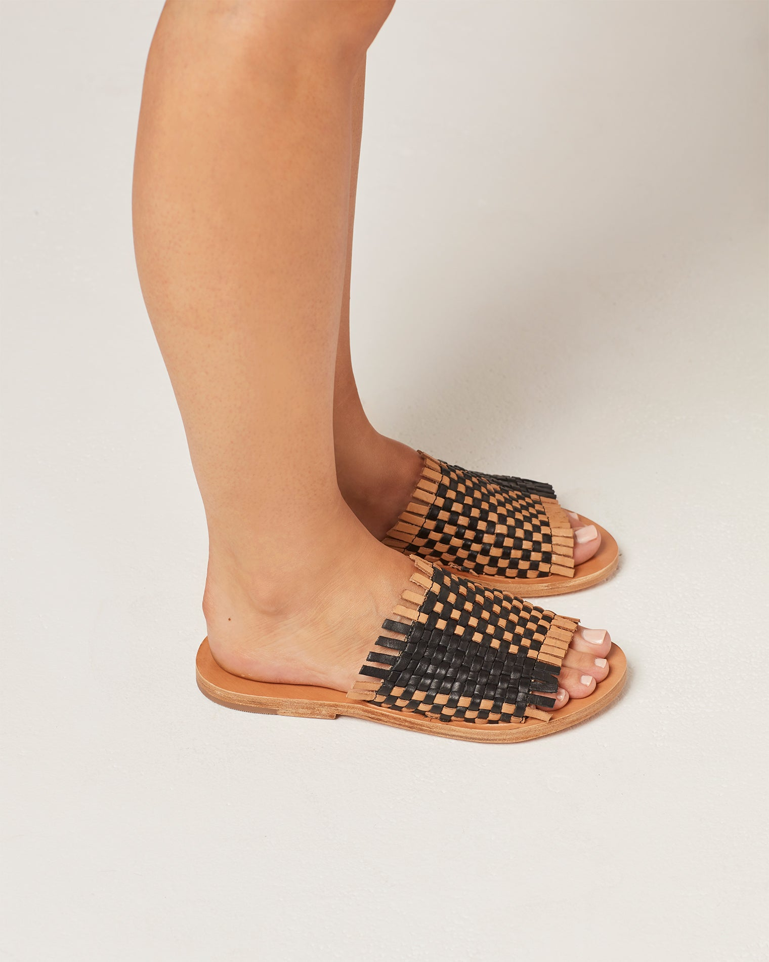 Breaking Waves Sandal