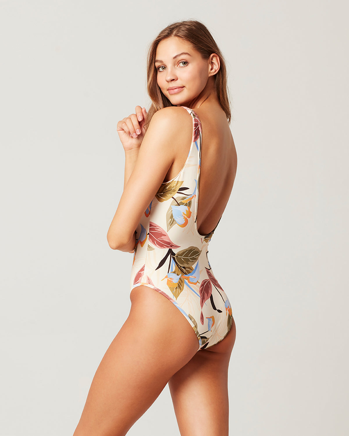 FLOAT ON ONE PIECE SWIMSUIT