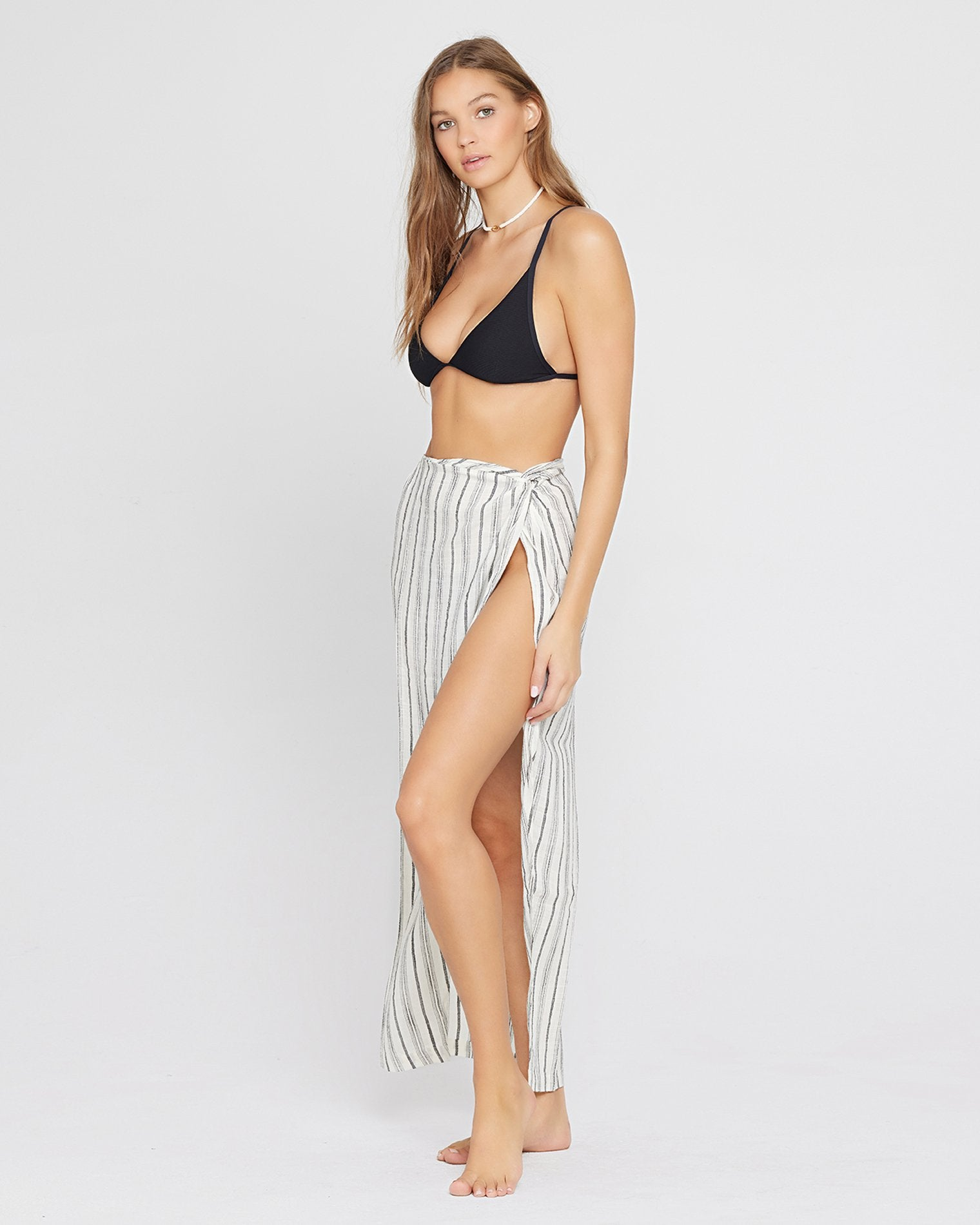 Summer Nights Stripe | Model: Daria (size: S)