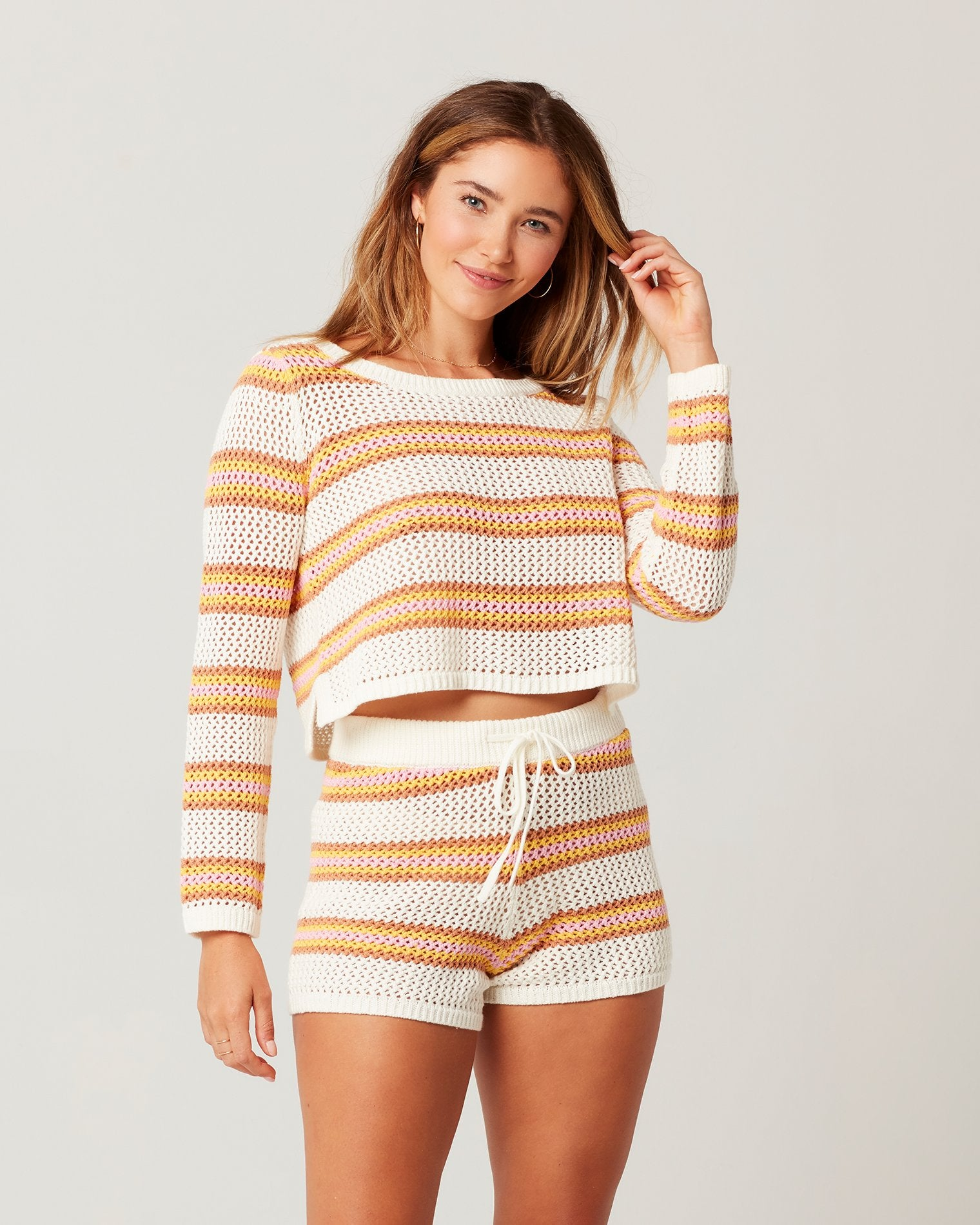 ON THE HORIZON SWEATER