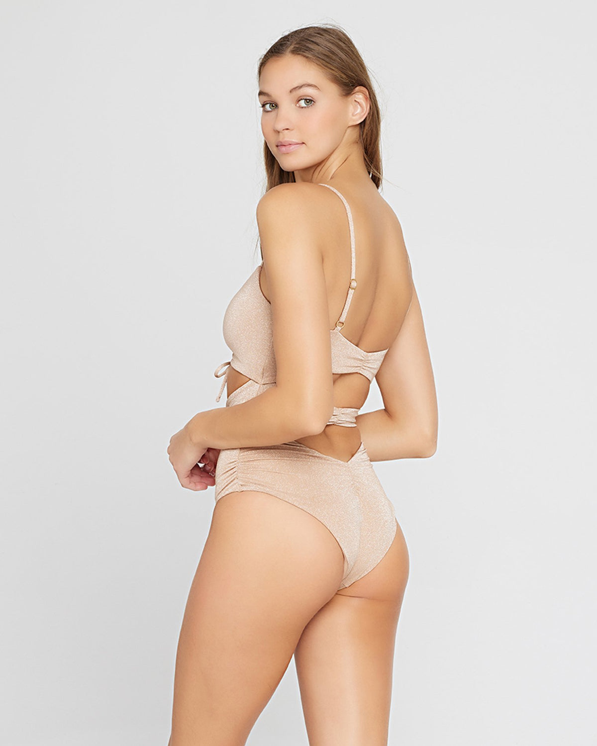 Shimmer Rumi One Piece Swimsuit