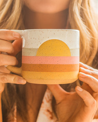 Mary Carroll Sunrise Mug