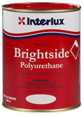 BRIGHTSIDE MEDIUM BLUE POLYURETHANE 1-L